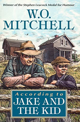 According to Jake and the Kid: Mitchell, W.O.