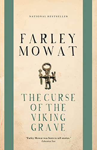 9780771064654: The Curse of the Viking Grave