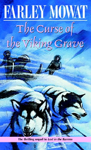 9780771066801: Curse of the Viking Grave