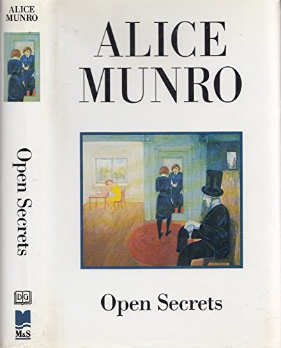 Open Secrets (Canadian First Edition, First Printing): Munro, Alice