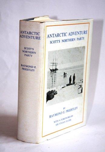 9780771071836: Antarctic adventure: Scott's Northern party