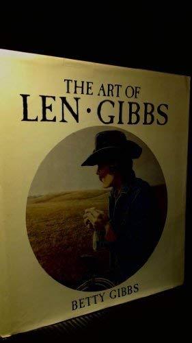 Art of Len Gibbs: Betty Gibbs