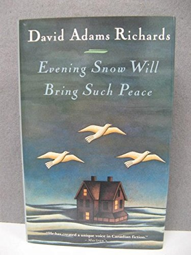 Evening Snow Will Bring Such Peace (Signed: Richards, David Adams