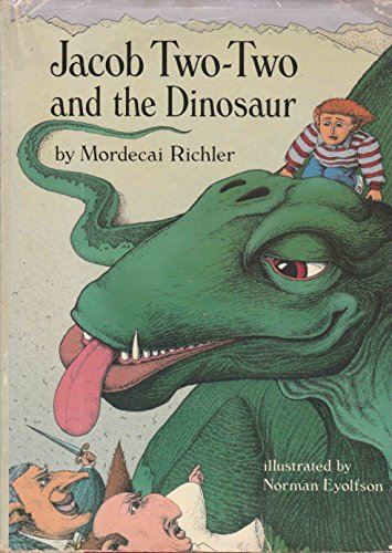 9780771074844: Jacob Two-Two And the Dinosaur