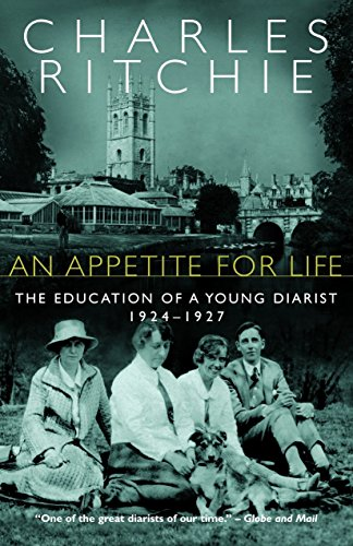 9780771075254: An Appetite for Life: The Education of a Young Diarist, 1924-1927