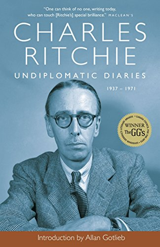 9780771075384: Undiplomatic Diaries: 1937-1971