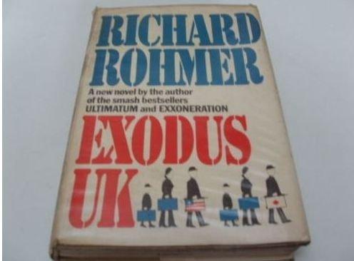 9780771077067: Exodus, UK