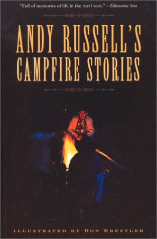 Andy Russell's Campfire Stories (0771078846) by Andy Russell