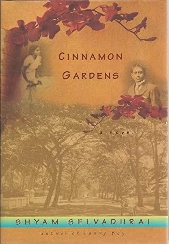 cinnamon gardens shyam selvadurai pdf