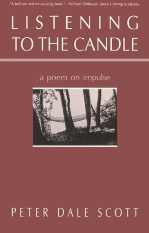 9780771080135: Listening to the Candle: A Poem on Impulse