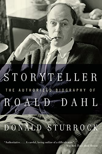 9780771083334: Storyteller: The Authorized Biography of Roald Dahl