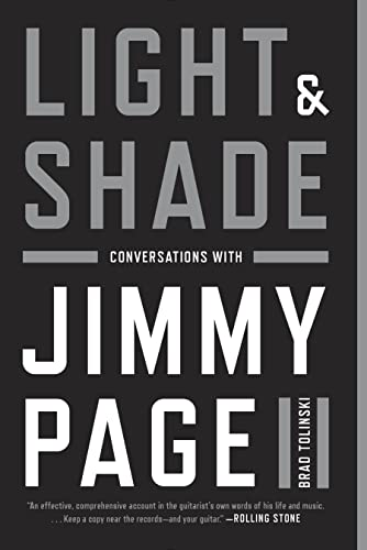 9780771084232: Light and Shade: Conversations with Jimmy Page