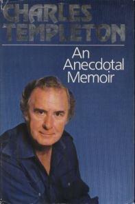 9780771085451: Templeton An Anecdotal Memoir