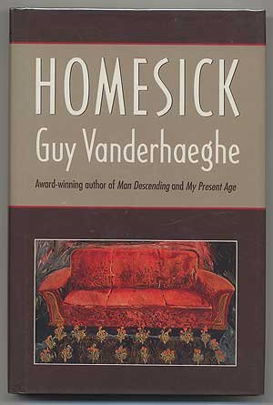 HOMESICK, a Novel (Inscribed copy)