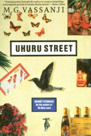 9780771087172: Uhuru Street