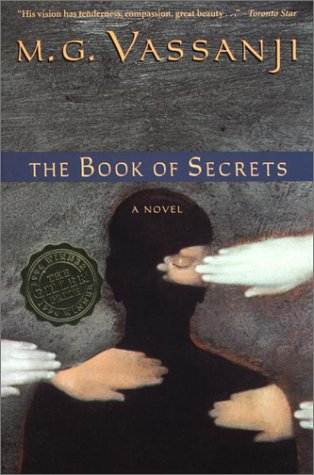 The Book Of Secrets (Signed Canadian First: Vassanji, MG