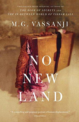 No New Land (0771087225) by M.G. Vassanji