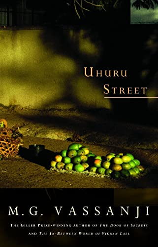 9780771087264: Uhuru Street