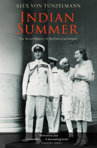 9780771087424: Indian Summer: The Secret History of the End of an Empire