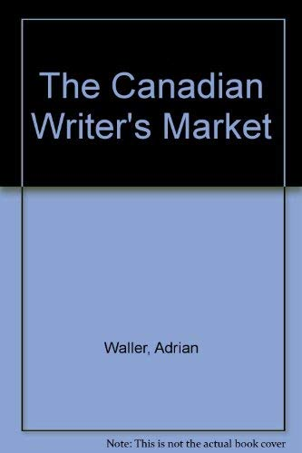 Canadian Writer's Market, The