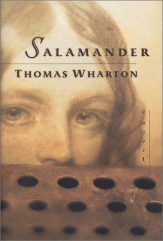 SALAMANDER: Wharton, Thomas.