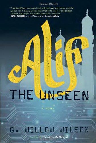 Alif the Unseen