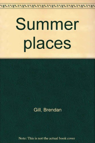 9780771090318: Summer places