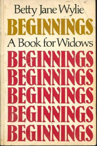 9780771090585: Beginnings: A book for widows