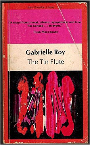 9780771091056: The Tin Flute