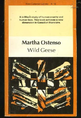 9780771091186: Wild Geese