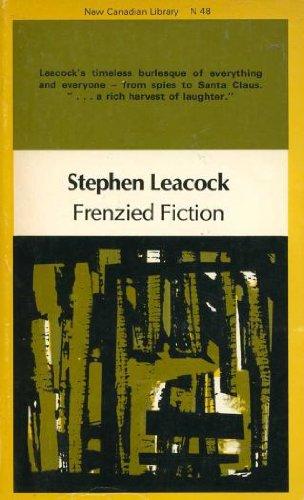 Frenzied Fiction: n/a