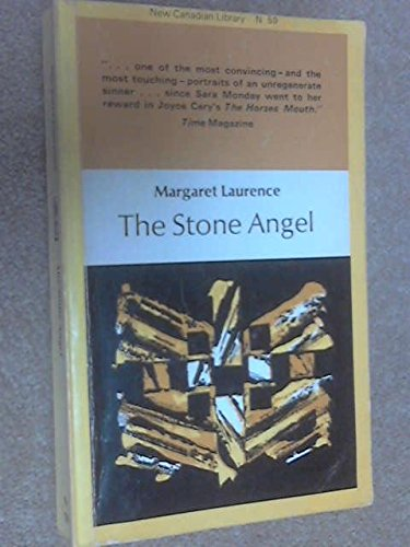 9780771091599: The Stone Angel