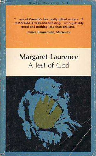 9780771092114: Title: A Jest of God New Canadian Library