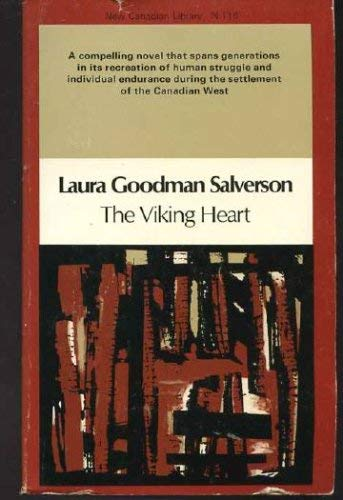 The viking heart (New Canadian library ;: Salverson, Laura Goodman