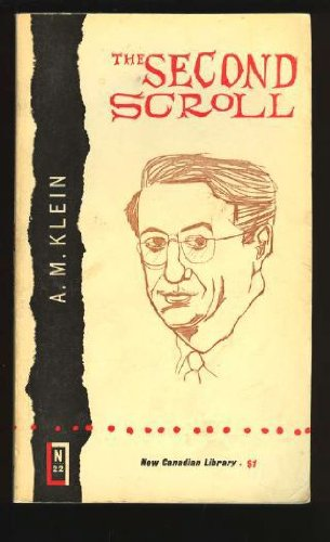 9780771093159: The Second Scroll (New Canadian Library)