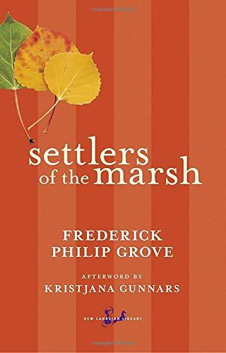 9780771093395: Settlers of the Marsh
