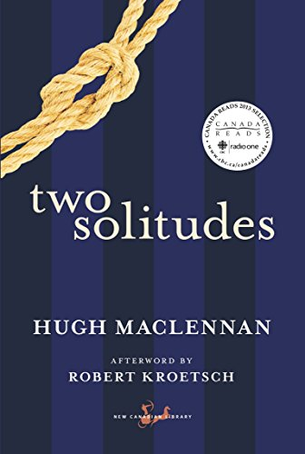 9780771093586: Two Solitudes (New Canadian Library (Paperback))