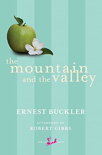 9780771093623: The Mountain and the Valley (New Canadian Library)