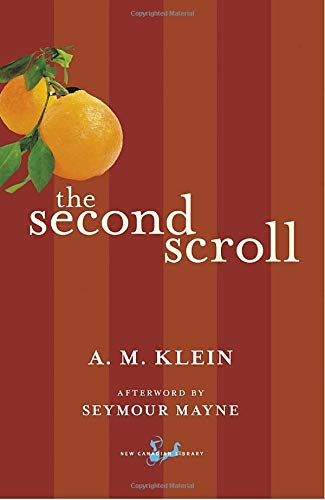 The Second Scroll: Klein, Abraham Moses