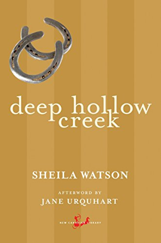 9780771094583: Deep Hollow Creek (New Canadian Library (Paperback))