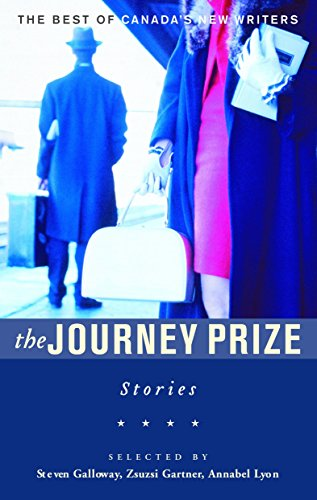 9780771095603: The Journey Prize Stories 18: From the Best of Canada's New Writers (Journey Prize Stories: Short Fiction from the Best of Canada's New Writers)
