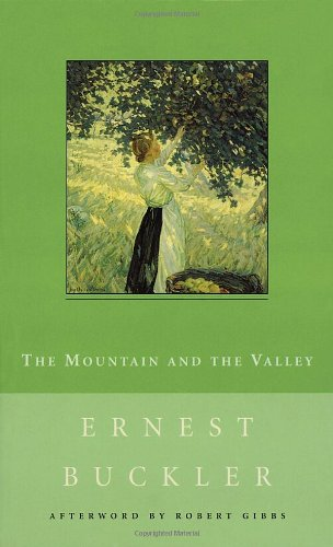 9780771099526: The Mountain and the Valley (New Canadian Library)