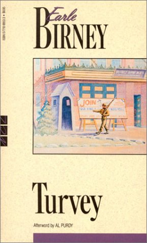 9780771099533: Turvey (New Canadian Library)