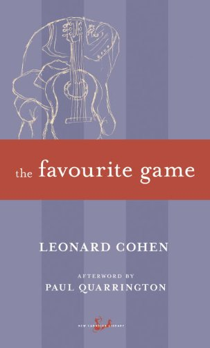 9780771099540: The Favourite Game (New Canadian Library)