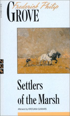 9780771099618: Settlers of the Marsh (New Canadian Library)