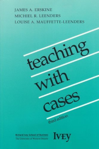 Teaching with Cases: James Erskine