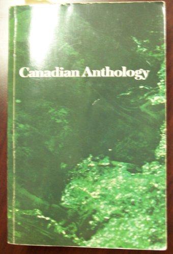 Canadian Anthology: Klinck, Carl Frederick;Klinck;Watters, Reginald Eyre