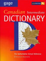 9780771519956: Gage Canadian Intermediate Dictionary