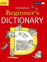 9780771520112: Gage Canadian Beginner's Dictionary