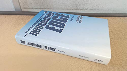 9780771551130: The Information Edge